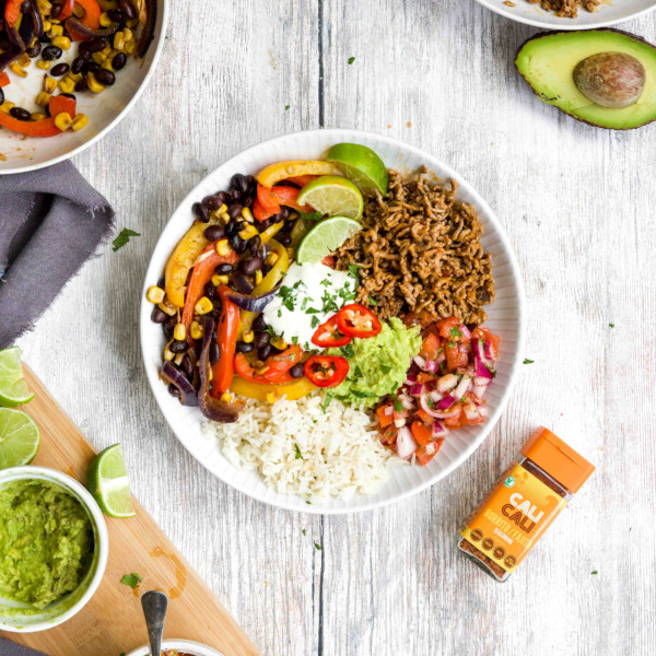 Image of Spicy Beef Burrito Bowl