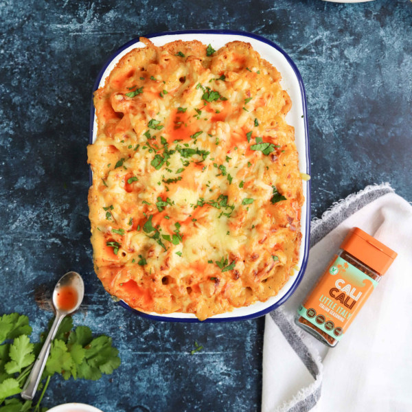 Image of Hot & Spicy Mac & Cheese
