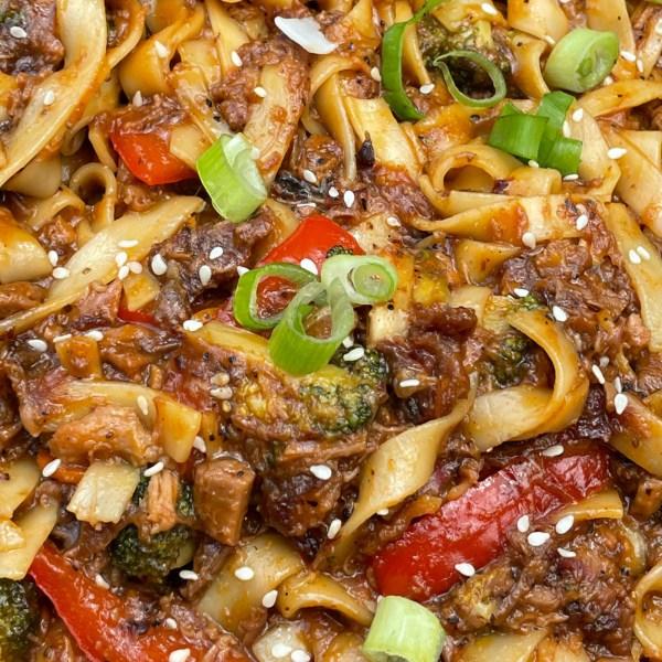 Image ofBrisket BBQ Stir Fry Lo Mein