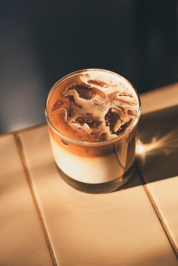 Image of Iced Vanilla Oat Milk Latte