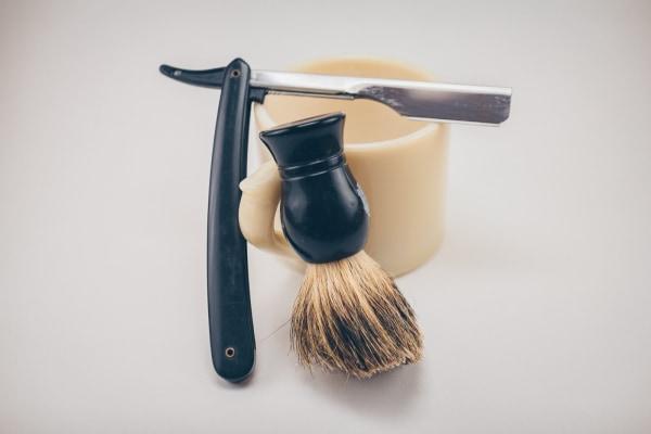 Image of Homemade Rosemary Mint Shaving Cream