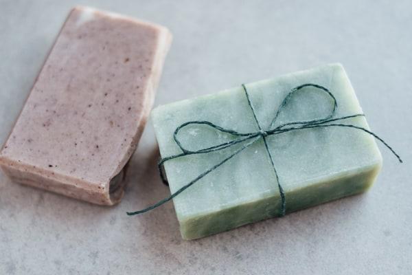 Image of Homemade Handwashing Soap With Lemon & Eucalyptus