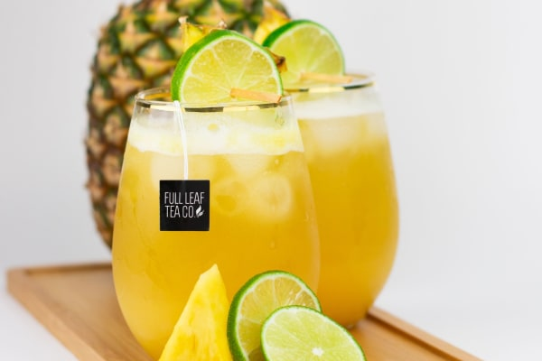 Image ofIced Pineapple Green Tea