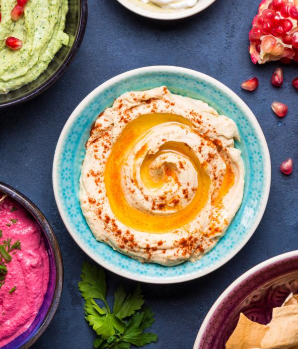 Image of Rosemary Garlic Hummus