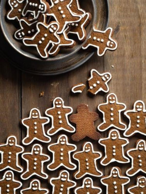 Image ofThe Best Gingerbread Cookies Recipe