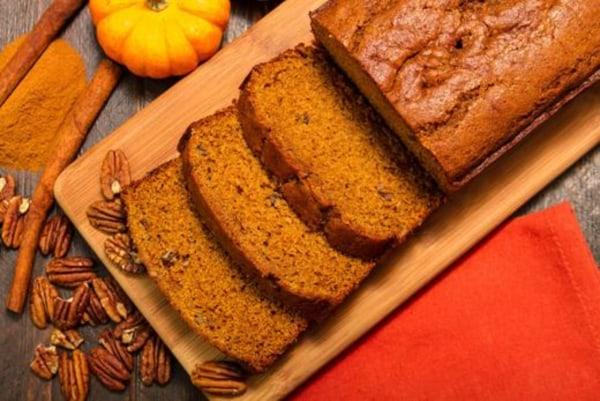 Image of Spicy Pumpkin Bread Recipe