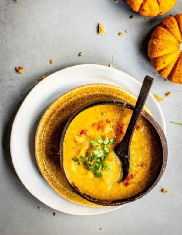 Image ofPumpkin Coconut Milk Curry