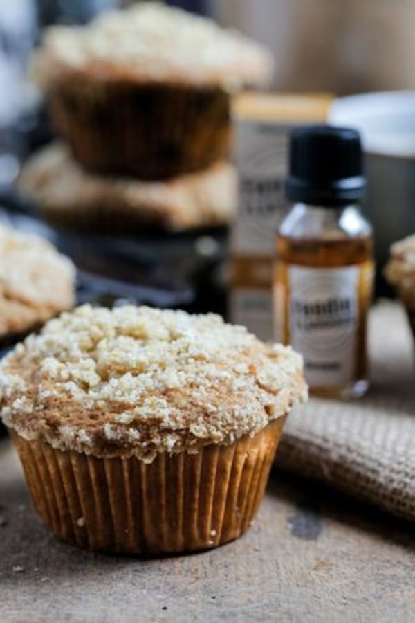 Image of Recipe for Apple Streusel Muffins
