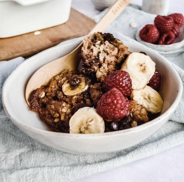 Image ofChoc Chip Baked oats
