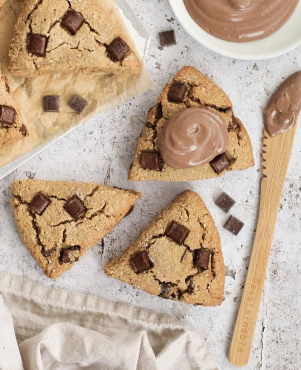 Image ofChocolate Chip Scones with