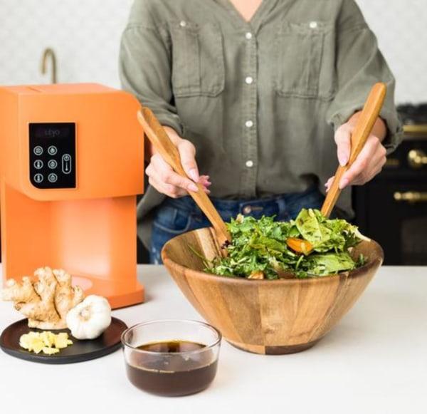 Image of Recipe for Sesame Ginger Salad Dressing