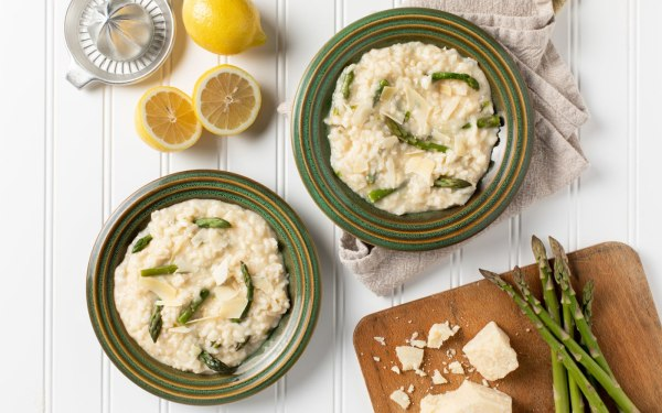 Image of Asparagus Risotto