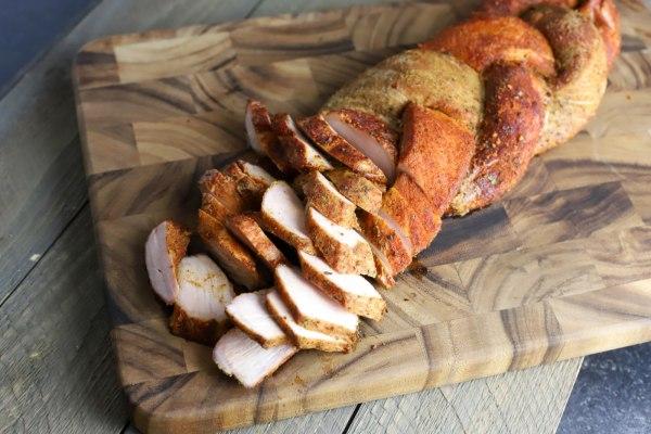 Image of 3 Amigos Smoked Pork Braid