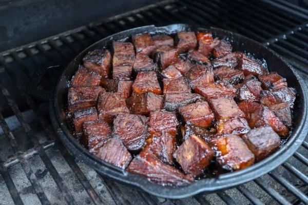 Image of BBQ Brisket Burnt Ends