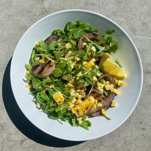 Image of Corn-licot Salad