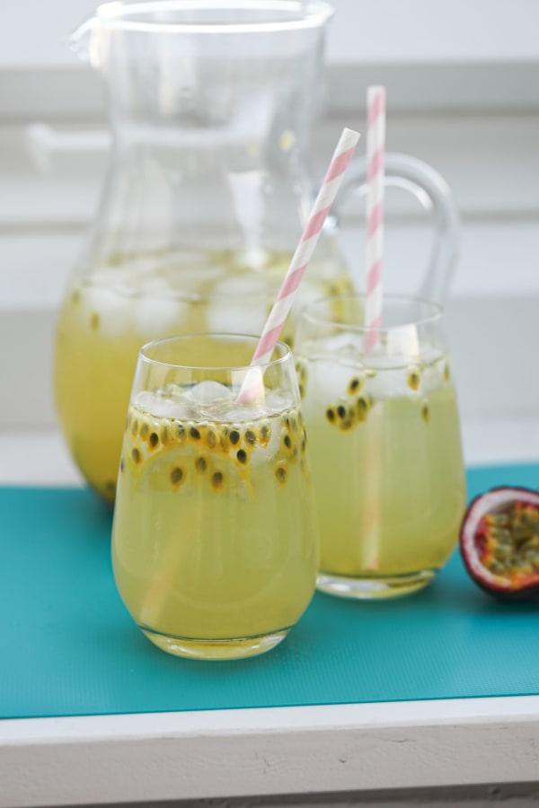 Image of Passion Fruit lemonade