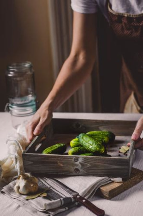 Image ofFeta Zucchini Hummus Recipe