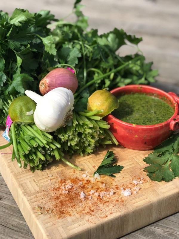 Image of Recipe for Chimichurri Sauce