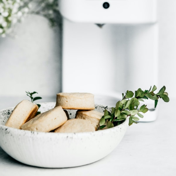 Image of Biscuits With Rosemary and Thyme