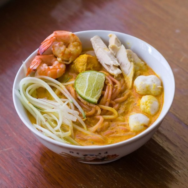 Image of Curry Laksa