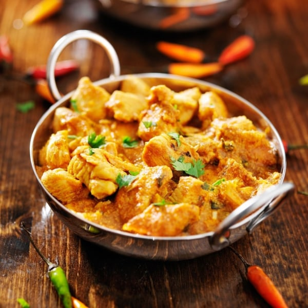 Image of Nutty Chicken Curry