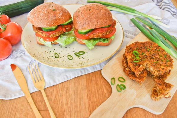 Image ofVegane Burger Patties