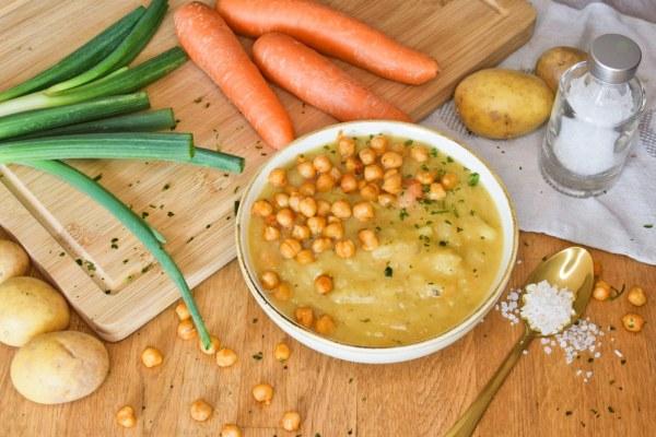 Image ofKlassische Kartoffelsuppe