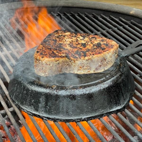 Image ofSeared Ahi Tuna Steak