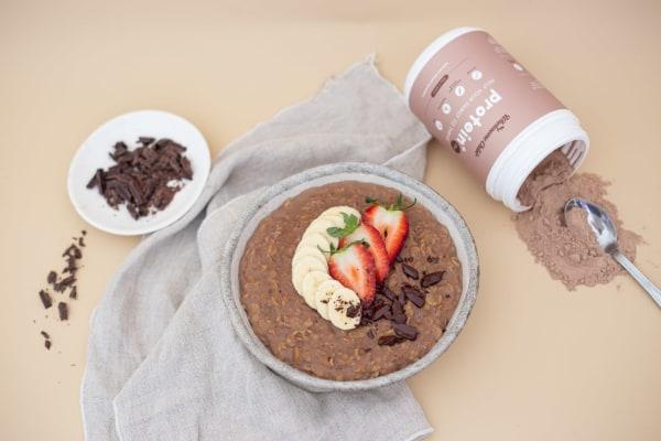Image of Choc Oat Porridge+