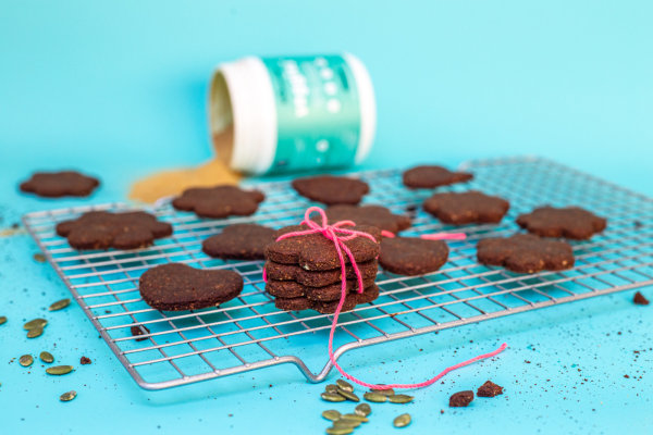 Image of Boosted Choc Biscuits+