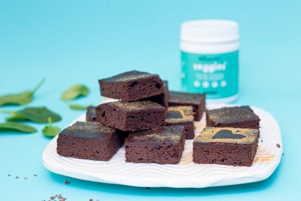 Image of Boosted Black Bean Brownies+