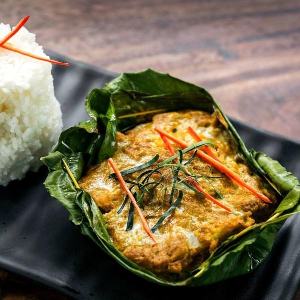 Image of Otak-otak (Malaysian BBQ Fishcakes)
