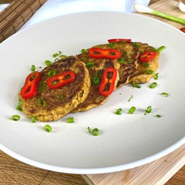 Image of Easy Malaysian Fish Cakes (Lempeng Tuna)