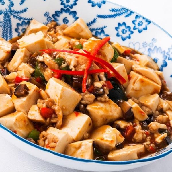 Image of Mapo Tofu Mak Tok's Style