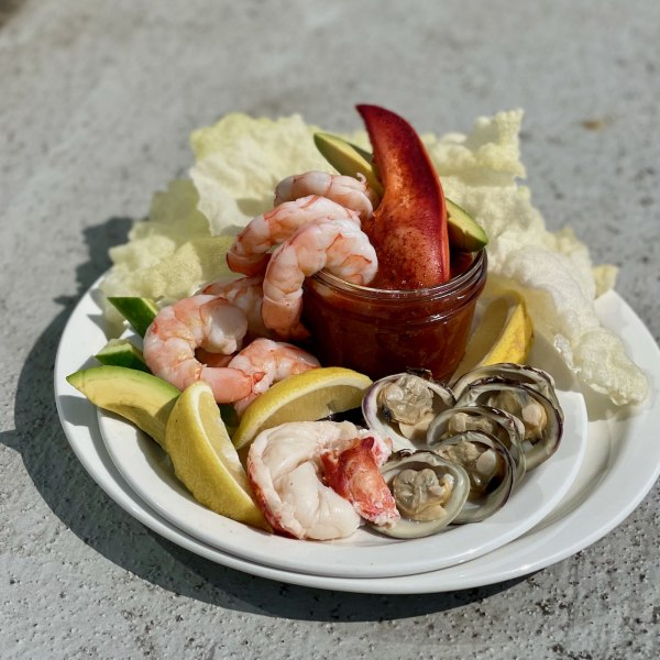 Image of B Mary Seafood Cocktail