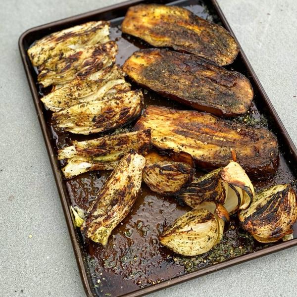 Image of Shabazi Grilled Vegetables