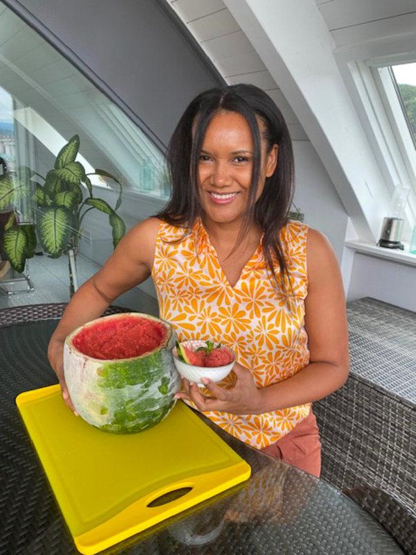 Image of Watermelon Sorbet