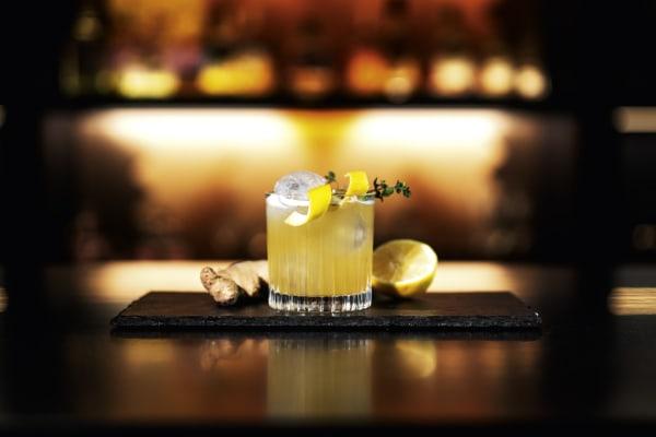 Lemon-Thyme-Eistee - Rezept