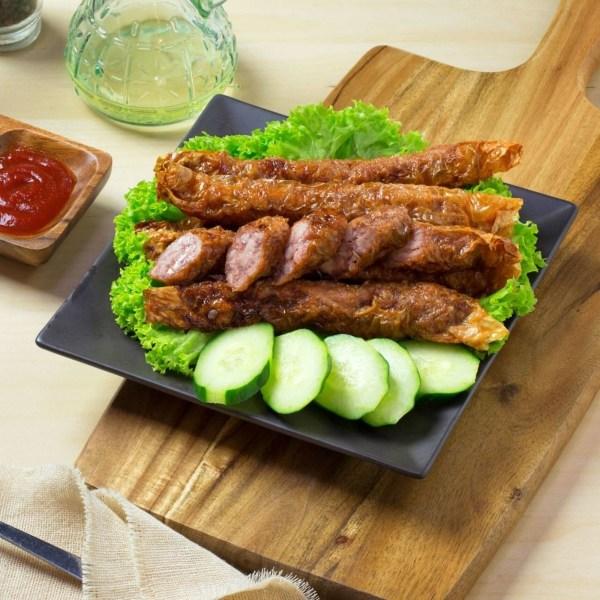 Image of Chicken Beancurd Roll (Lor Bak)