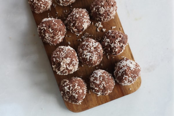 Image of Chocolate Mint Fat Bomb Recipe