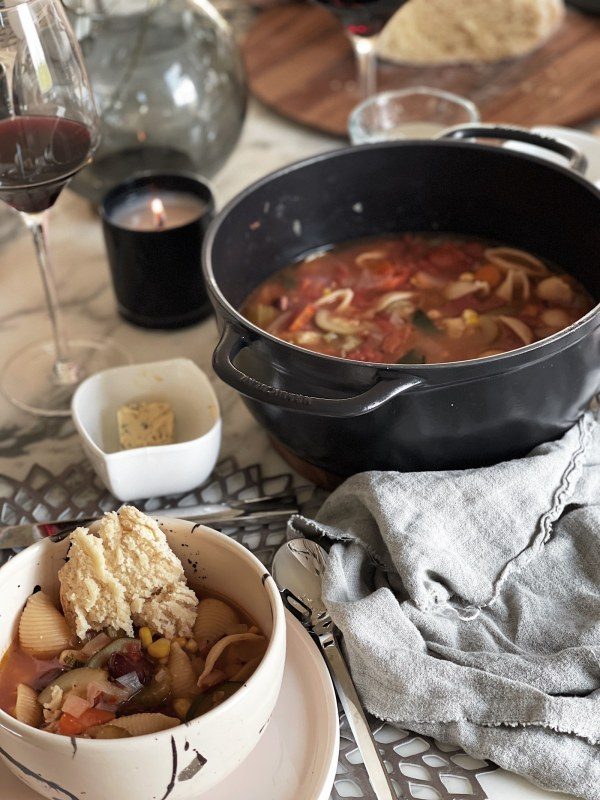 Image ofMinestrone Soup