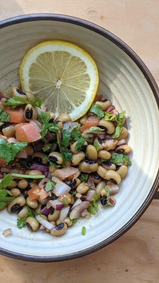 Image ofBlack Eyes Peas salad