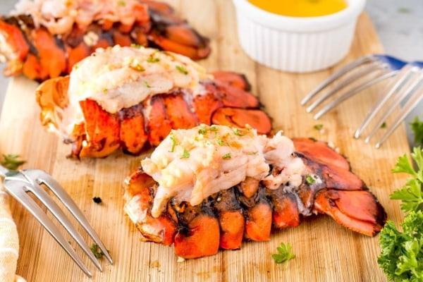 Image ofGrilled Lobster Tails