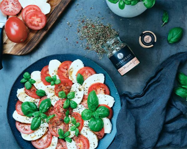Image of Tomate Mozzarella