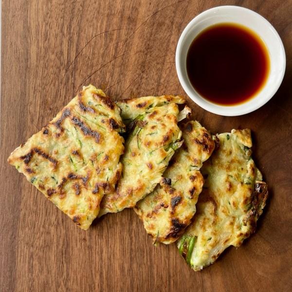 Image of Hanguk Zucchini Pancake