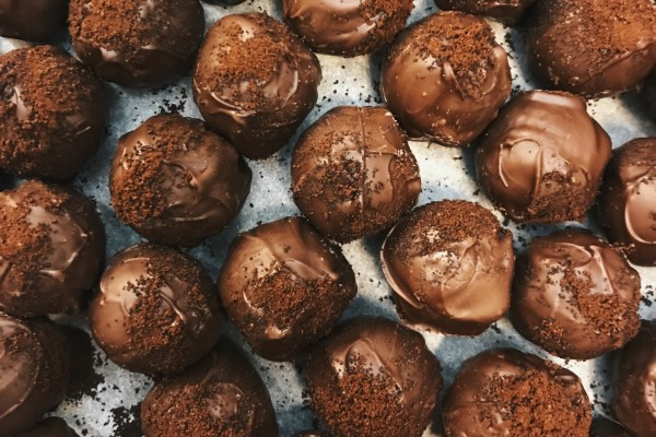 Image of Recipe for Peanut Butter Bites