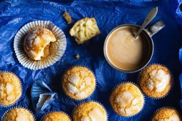 Image of Infused Muffins