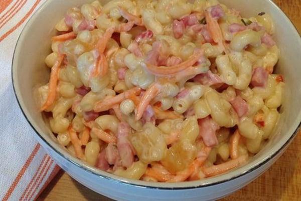 Image ofHawaiian Macaroni Salad