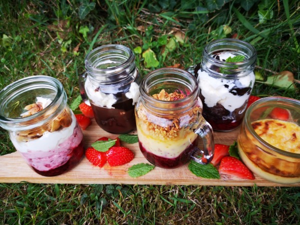 Image of 5 Desserts