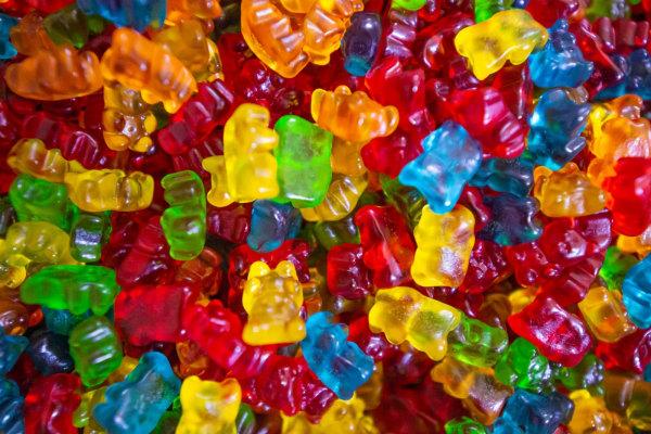 Image ofInfused Gummy Bears
